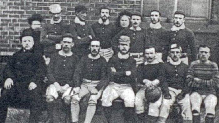 Klub Sepak Bola Dunia Tertua Hingga Kini Masih Aktif dari Tanah Inggris