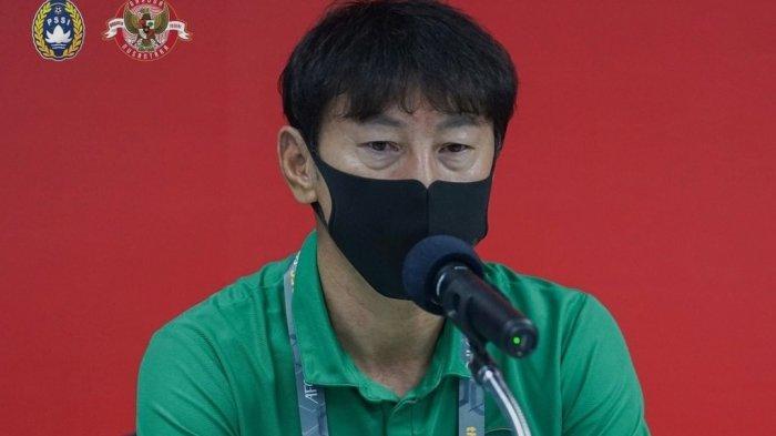 Hasil Timnas Indonesia vs Taiwan di Leg 2 Kualifikasi yang Diinginkan Shin Tae-yong : Banyak Gol!