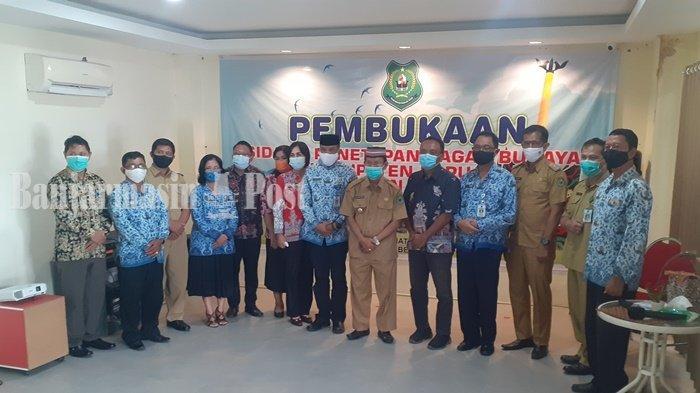 Sidang Penetapan Cagar Budaya di Kapuas, Tim Ahli Kaji Data dan Akan Buat Rekomendasi