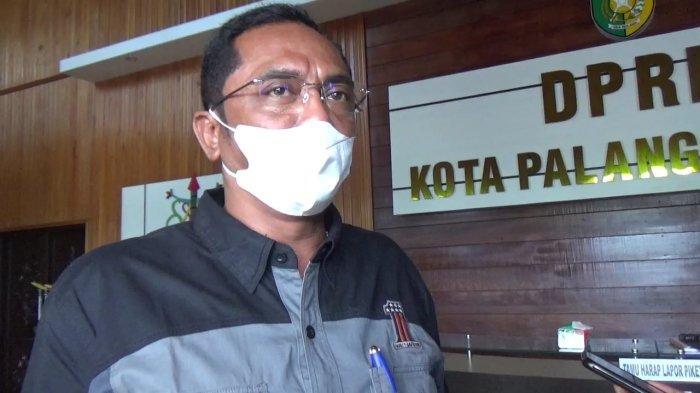 Ketua DPRD Palangkaraya Soroti PCR Masih Jadi Syarat Terbang Masuk Kalimantan Tengah