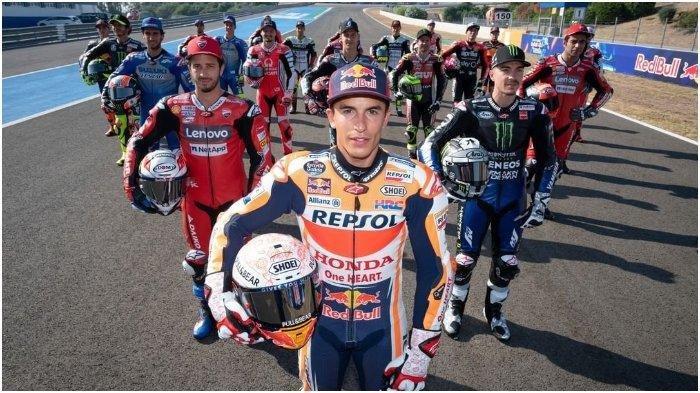 JADWAL FP1 & FP2 MotoGP Andalusia 2020 tanpa The Baby Alien Marc Marquez, LIVE Trans 7 Sore Ini