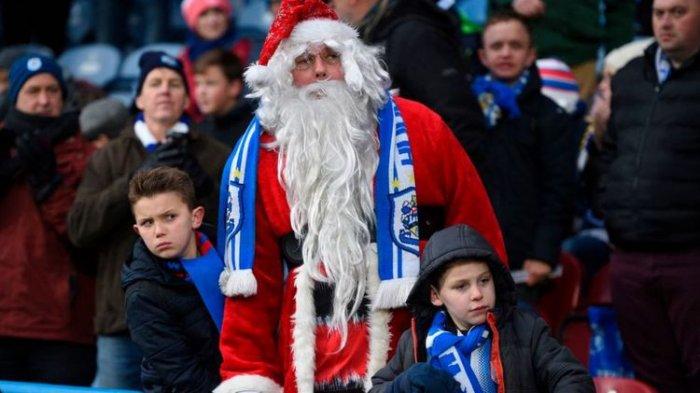 Periode Natal, Berikut Jadwal Siaran Langsung Liga Inggris