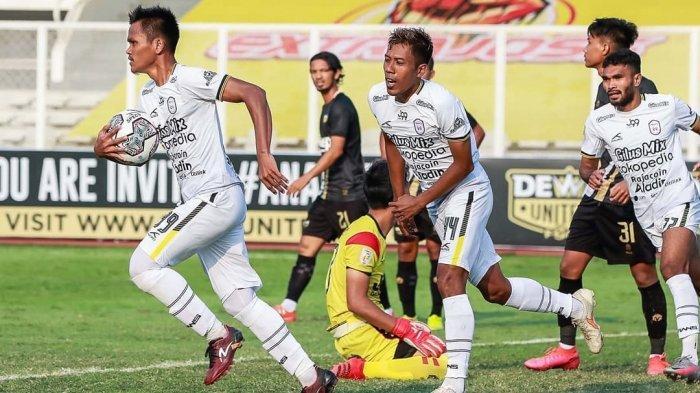 Hasil Liga 2 2021 Hari Ini : Dewa United vs RANS Skor 3-1, Klub Raffi Ahmad Kalah di Laga Pertama