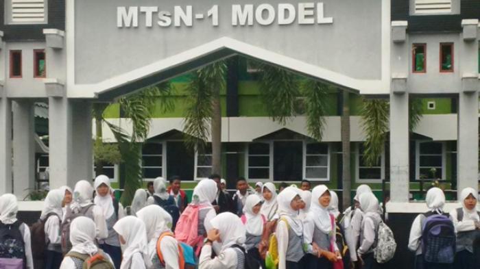 MTsN 1 Buka Jalur Khusus Penerimaan Siswa Baru