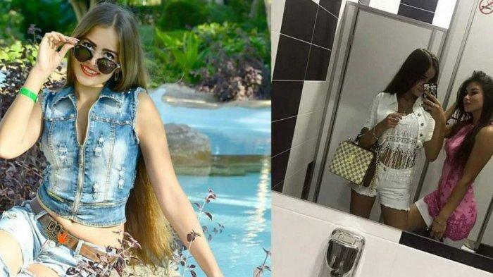 Astaga! Ratu Kecantikan Ukraina Tayangkan Live Kematian Tragisnya di Instagram