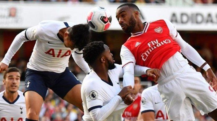 Skor 2-2 pada Duel Arsenal Vs Tottenham Hotspur di Liga Inggris Pekan Keempat, Berikut Jalannya Laga