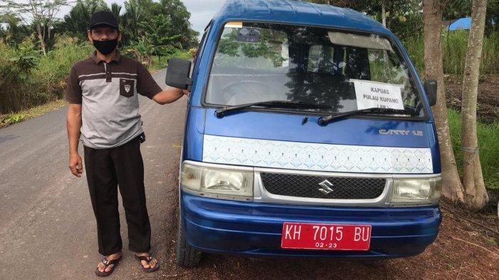Angkot Pulau Kupang - Kota Kualakapuas Mulai Beroperasi, Ini Harapan Dishub