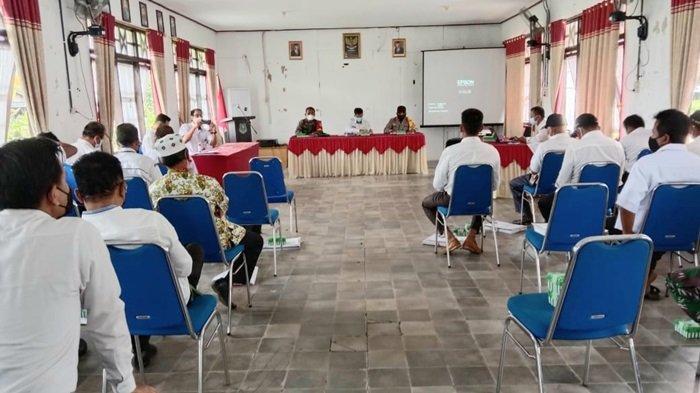 Kecamatan Pulau Petak Kapuas Sosialisasi Pajak dan IMB Sarang Burung Walet, Begini Harapannya