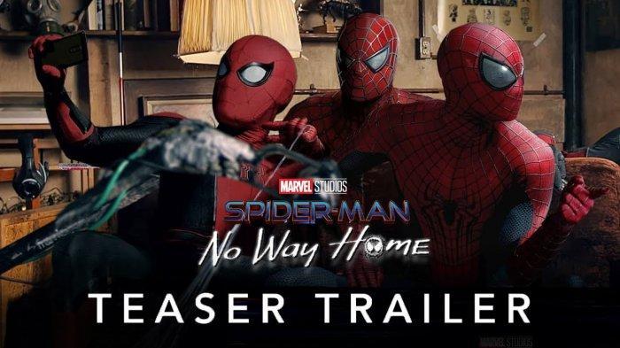 Marvel Luncurkan Trailer Resmi Spiderman : No Way Home, Peter Parker Minta Bantuan Doctor Strange