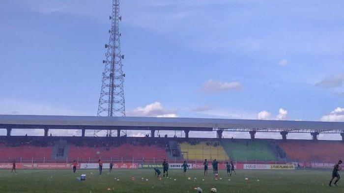 Berlaga di Semifinal di Piala Presiden 2019, Tuan Rumah Kalteng Putra Pinjam Stadion