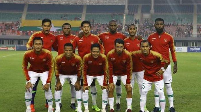 Link Live Streaming Indosiar! Ujicoba Timnas Yordania vs Indonesia, Harapan Simon McMenemy