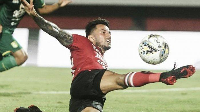 Hasil Liga 1 Hari Ini, Hasil Akhir Persib Bandung vs Bali United Skor Akhir 0-2 Gol Lilipaly & Spaso