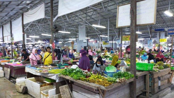 Stok Sembako dan Barang Masih Cukup di Kalteng, Pelabuhan Sampit Jadi Alternatif Angkutan Barang
