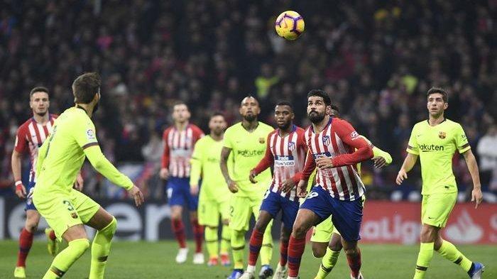Jelang Laga Barcelona Vs Atletico Madrid di La Liga Spanyol, Berikut 5 Fakta yang Terungkap