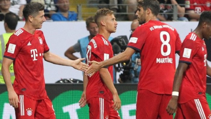 Piala Super Jerman Kembali Diraih Bayern Muenchen dan Lewandowski Cetak 3 Gol