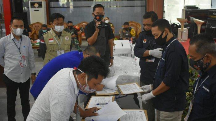 Paman Birin Unggul di Lima Kecamatan di Tala, Denny Berjaya di Kota dan Pesisir