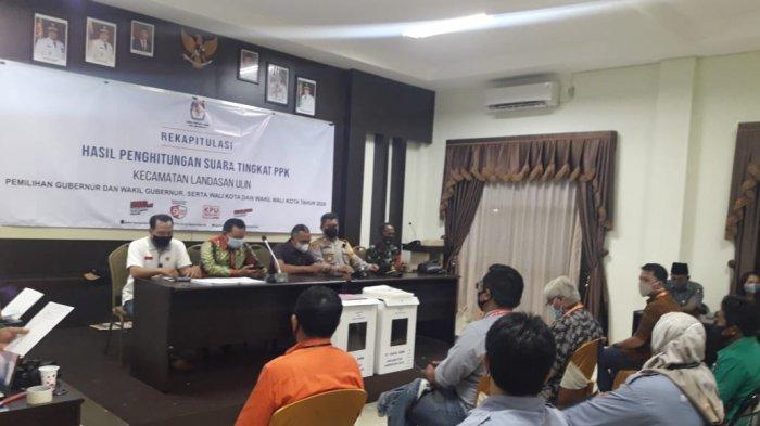 Rekapitulasi Tingkat Kecamatan Selesai, Rabu Dijadwalkan Rekapitulasi Tingkat Kota Banjarbaru
