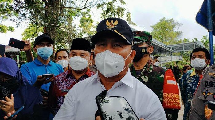 Gubernur Sugianto Sabran Jadikan Sukamara Sebagai Lokasi Pengembangan Tambak Udang Vaname