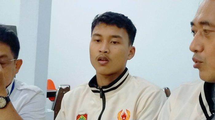 Tak Bisa Main di PON XX Papua, Ini Curhatan Atlet PBSI Kalteng Muhammad Sultan Habibullah Mayang