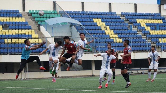 Hasil Uji Coba Klub Liga 2 Lawan Liga 1, Sulut United Hanya Kalah Tipis dari PSIS Semarang.