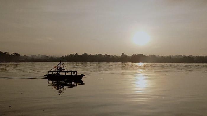 Dermaga Habaring Hurung Sampit Jadi Favorit Tempat Singgah Goweser