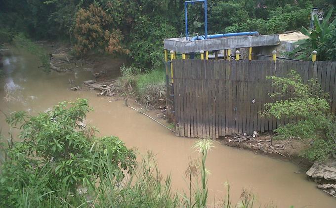 Sungai Tapin Tewaskan Santri Pondok Pesantren Assuniyah