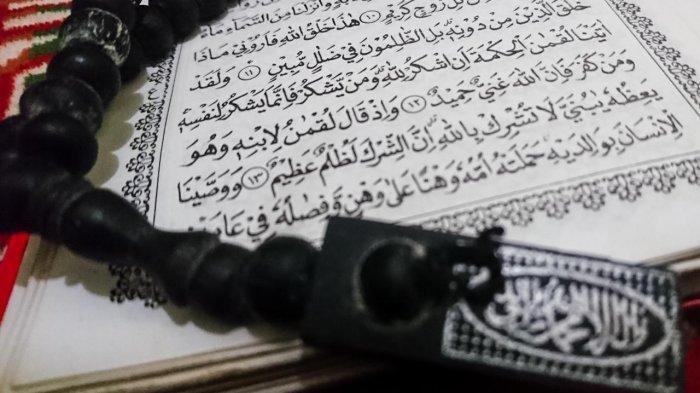 TADARUS RAMADHAN 2021: Surah Luqman, Ternyata Dapat Diamalkan Sebagai Doa Kehilangan Barang