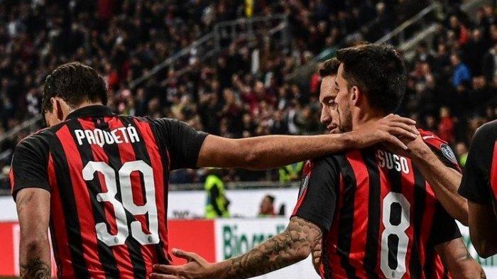 Unggul Head To Head, AC Milan Geser AS Roma di Posisi 5 Usai Kalahkan Bologna di Liga Italia