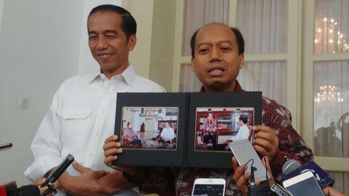Sutopo BNPB Kagetkan Jokowi karena Penyintas Kanker Paru Stadium 4B, Ini Harapannya Pada Presiden
