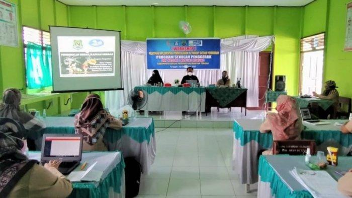 Disdik Kapuas Gelar IHT dan Workshop di Sekolah Penyelenggara Program Sekolah Penggerak