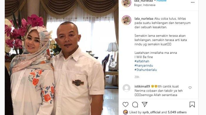 Postingan Lala saudara Syahrini