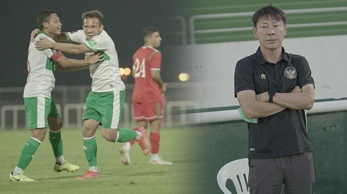 Malam Ini Timnas Indonesia vs UEA Tanpa Shin Tae-yong, Live SCTV dan Live Streaming Mola TV