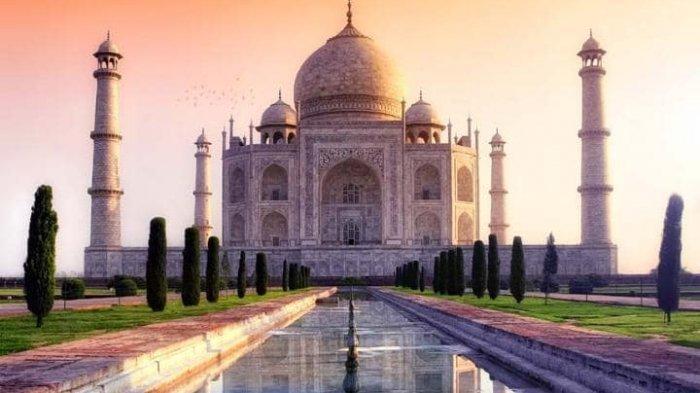 1.000 Gajah Bantu Pembangunannya Ini 5 Misteri Dibalik Kemegahan Taj Mahal