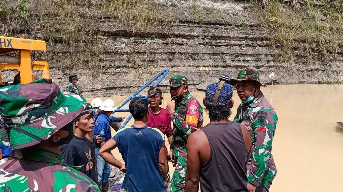 Hingga Pukul 13.00 Wita, Dua Korban Ditemukan di Lokasi Tambang Batubara Manual Tanahbumbu