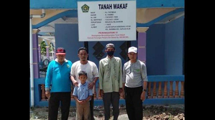 Forum Nazhir Kapuas Pasang Papanisasi Tanah Wakaf, Ini Tujuannya