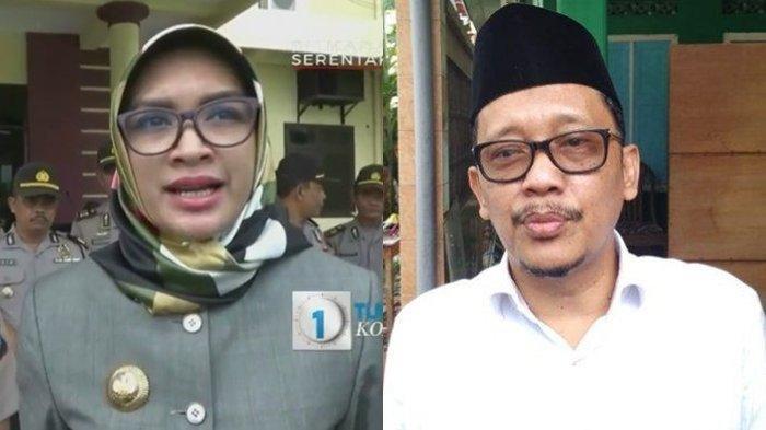 KPK OTT Anggota DPR 10 Besar Peraih Suara Terbanyak Hasan Aminudin dan Bupati Probolinggo