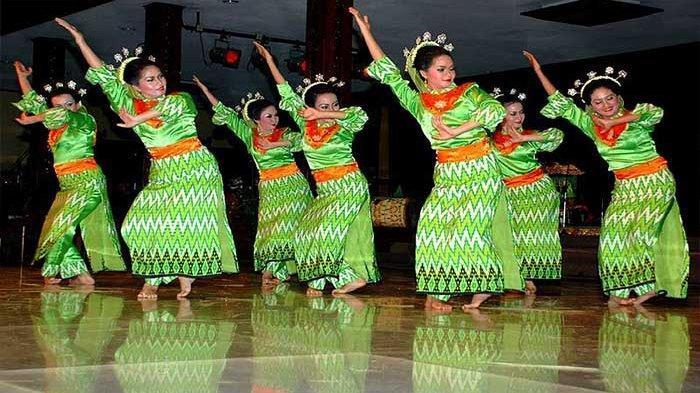 Tari Tambun dan Bungai Kalimantan Tengah, Tari Tradisional Mengenang Leluhur Dayak Kalimantan