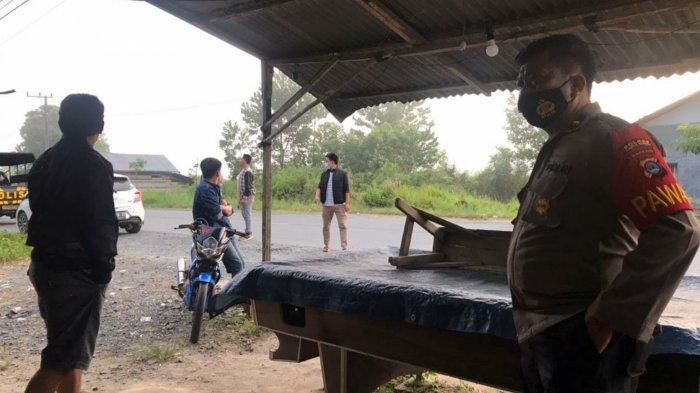 Penembakan di Tanbu Kalsel Terkuak, Pelaku Oknum Anggota TNI AD, Korban Marah Istri Disiram Tuak