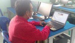 Penilaian Akhir Tahun Ajaran Digelar MTsN 1 Kapuas secara Online