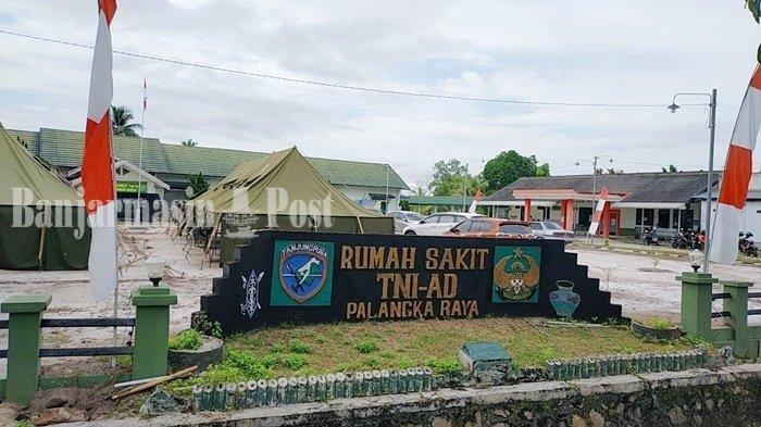 Covid-19 di Kalteng, Asrama Haji dan Hotel Batu Suli Palangkaraya Jadi Tempat Isoman