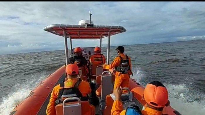 Sudah 3 Hari Hilang, 7 Penumpang KM Putri Ayu 3 yang Tenggelam di Perairan Kumai, Belum Ditemukan