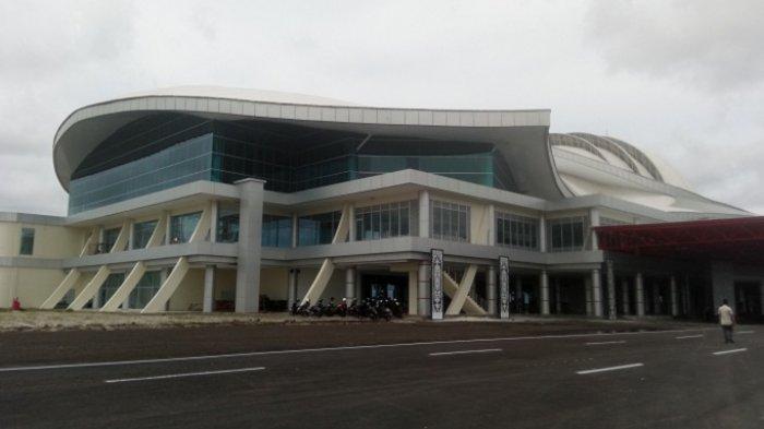 Terminal Baru Bandara Tjilik Riwut Resmi Dioperasionalkan, Ini Penilaian Penumpang Garuda