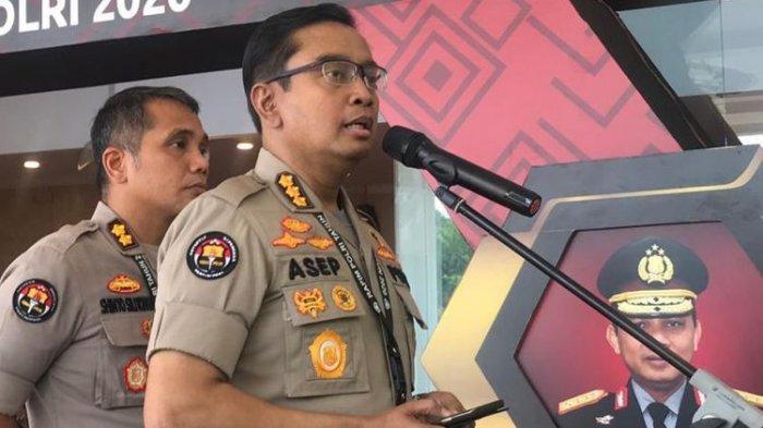Pelaku Teror Masjid Nurul Yaqin di Kuala Pembuang Positif Gunakan Sabu saat Beraksi