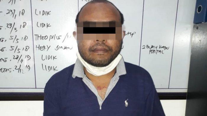 Gelapkan Unit Dumtruk, Oknum Buruh Perusahaan di Kecamatan Mentaya Hulu Kotim Diciduk Polisi
