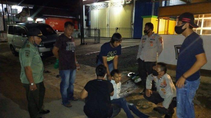 Simpan Dua Paket Sabu-Sabu, Warga Guntung Paikat Diamankan Personel Polres Banjarbaru