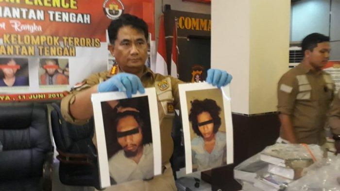 Undang 2 Buron Teroris ke Kalteng, Polisi Dalami Keterlibatan Abu Naf di JAD