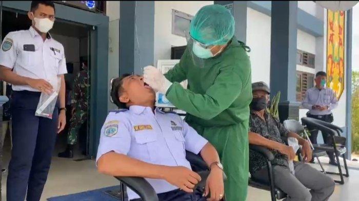 70 Pegawai Dishub Kota Palangkaraya Jalani Tes PCR, 2 Orang Positif Covid-19