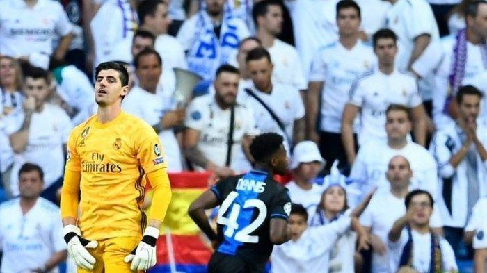Liga Champions Matchday 2 - Tuan Rumah Real Madrid Hanya Mampu Bermain Seri 2-2 Kontra Club Brugge
