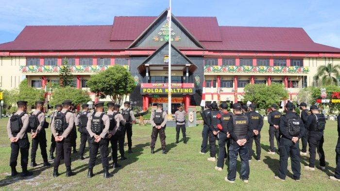 Mantapkan Kamtibmas di Kalteng, Polda Kalteng Bentuk Tim Khusus Berantas Aksi Premanisme