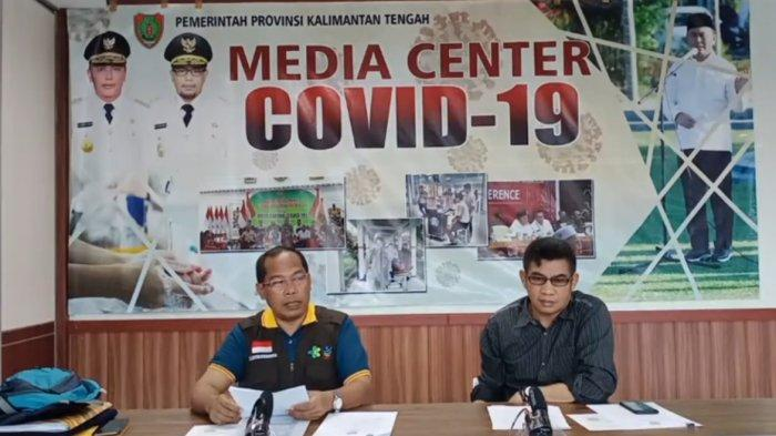 UPDATE COVID-19 KALTENG – Bertambah, Warga Palangkaraya Positif Virus Corona Jadi 6, Swap Dialihkan